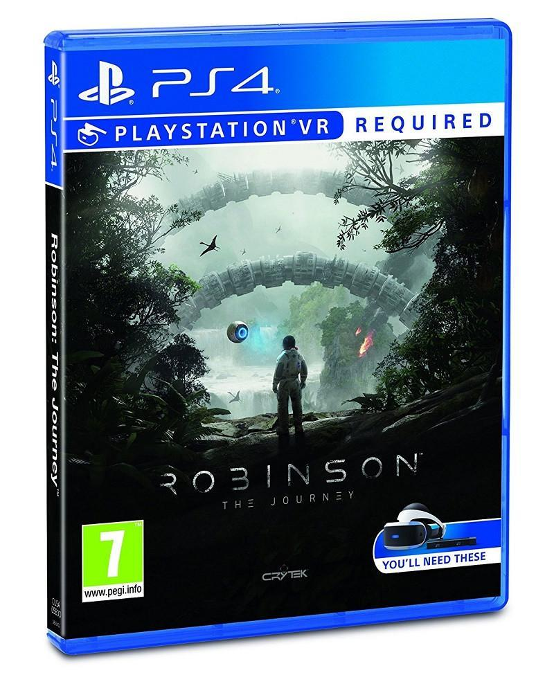 Robinson: The Journey (PSVR) - GameIN