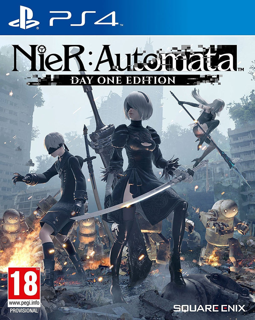 Nier Automata: Day One Edition (PS4) - GameIN