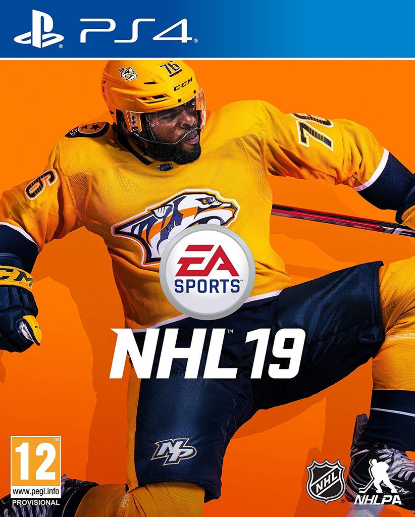 NHL 19 (PS4) - GameIN