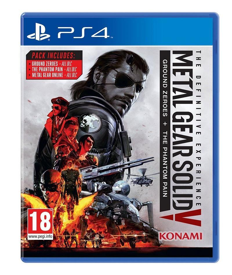 Metal Gear Solid V: The Definitive Experience (PS4) - GameIN