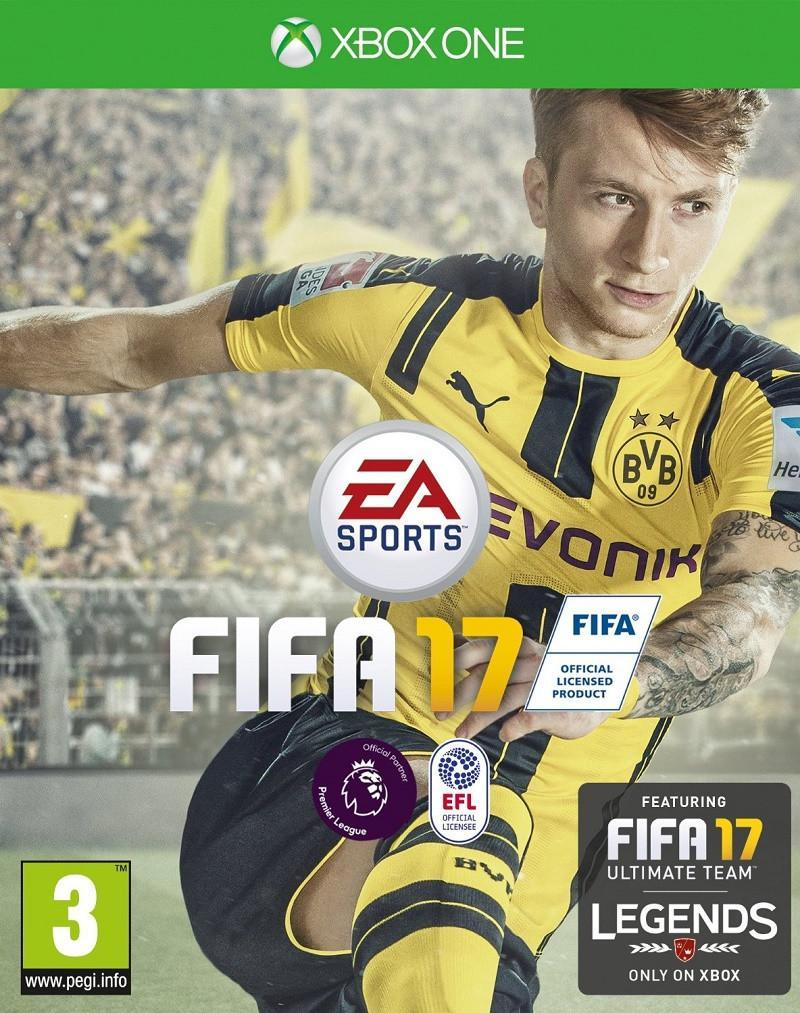 FIFA 17 - Standard Edition (Xbox One) - GameIN