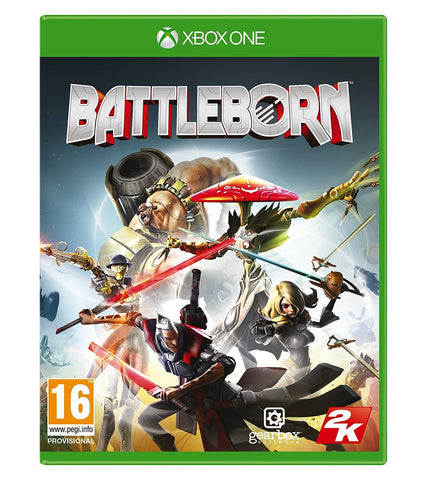 Battleborn  (Xbox One) - GameIN