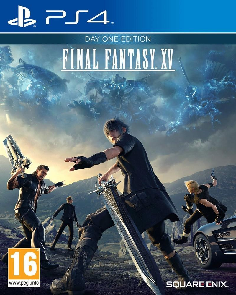 Final Fantasy XV: Day One Edition (PS4) - GameIN