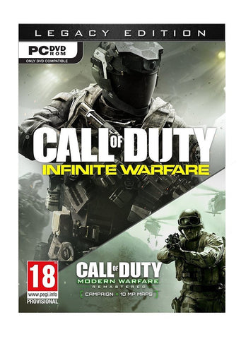 Call of Duty: Infinite Warfare Legacy Edition (PC) - GameIN