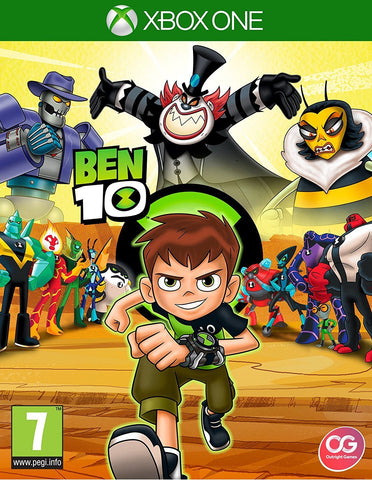 Ben 10 (Xbox One) - GameIN