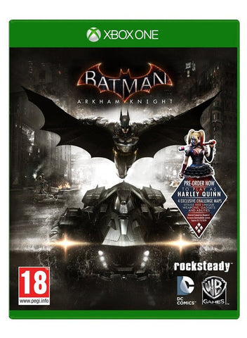 Batman: Arkham Knight (Xbox One) - GameIN