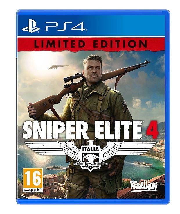 Sniper Elite 4 (PS4) - GameIN