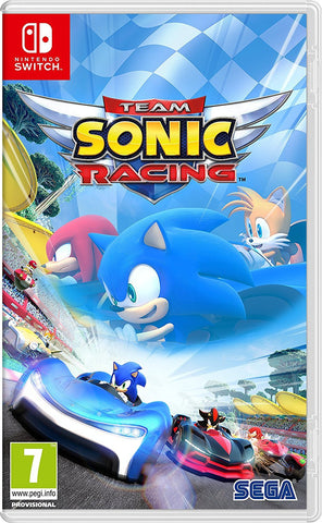 Team Sonic Racing (Nintendo Switch) - GameIN