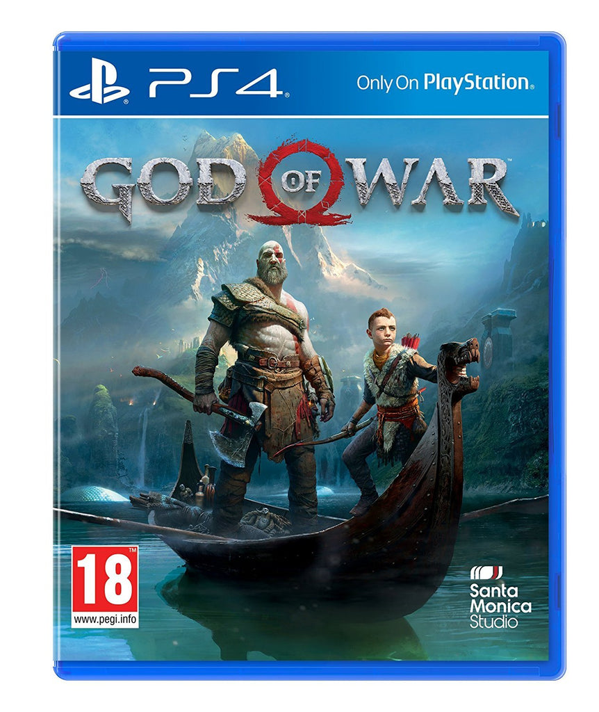 God of War (PS4) - GameIN