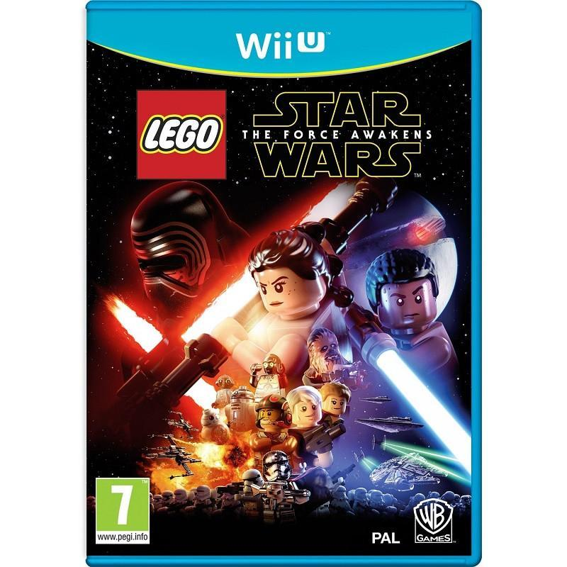 LEGO Star Wars: The Force Awakens (Wii U) - GameIN