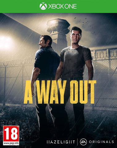 A Way Out (Xbox One) - GameIN