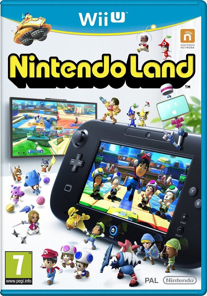 Nintendo Land (Wii U) - GameIN