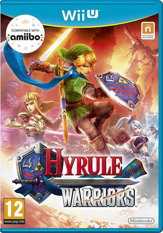 Hyrule Warriors (Wii U) - GameIN