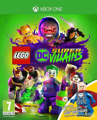 LEGO DC Super-Villains (Xbox One) - GameIN
