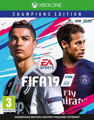 FIFA 19 Champions Edition (Xbox One) - GameIN