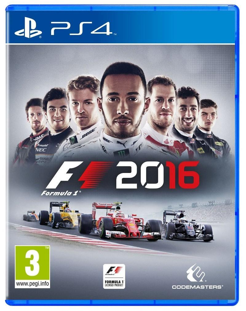 F1 2016 (PS4) - GameIN