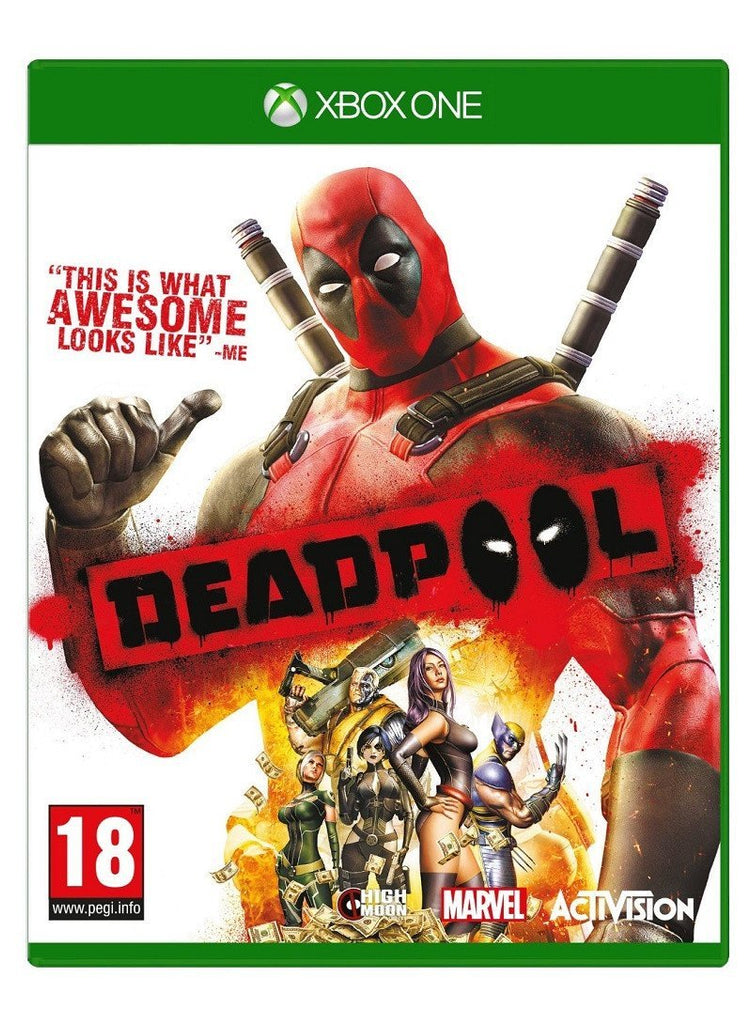Deadpool (Xbox One) - GameIN