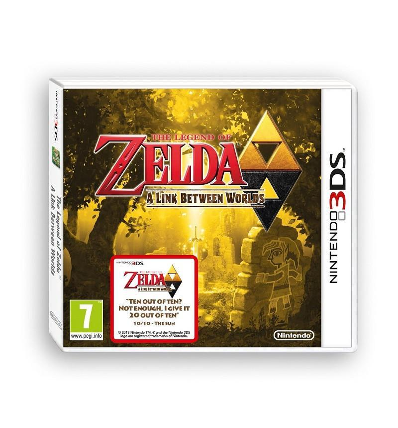 The Legend of Zelda: A Link Between Worlds (3DS) - GameIN