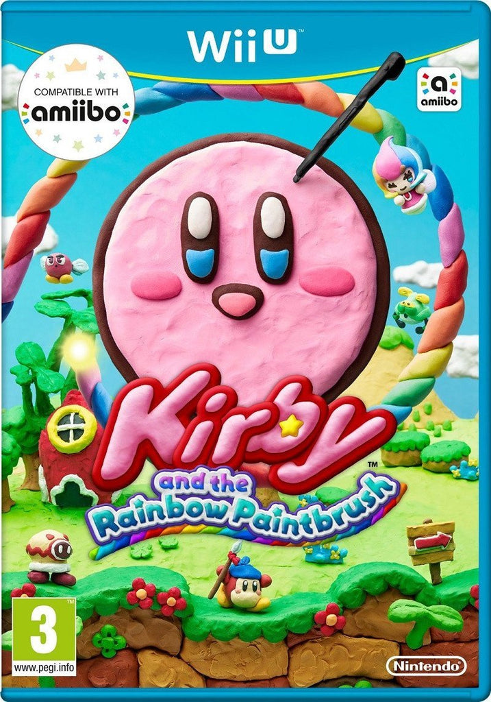 Kirby and the Rainbow Paintbrush (Wii U) - GameIN