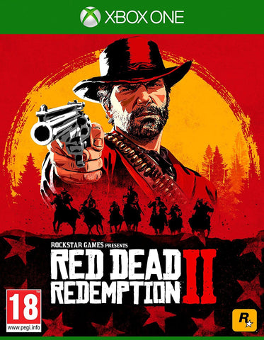 Red Dead Redemption 2 (Xbox One) - GameIN