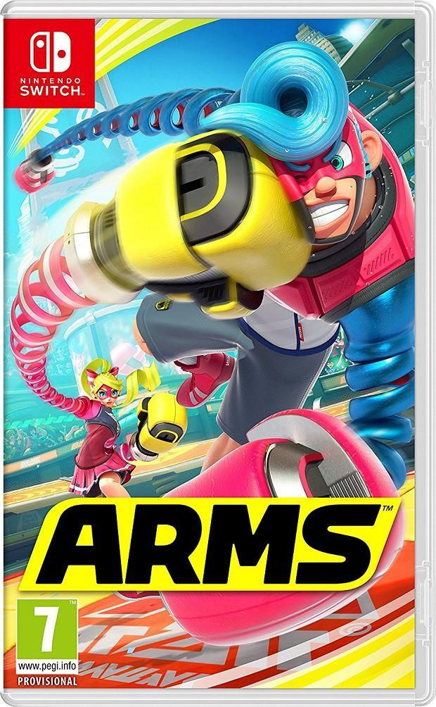 Arms (Nintendo Switch) - GameIN