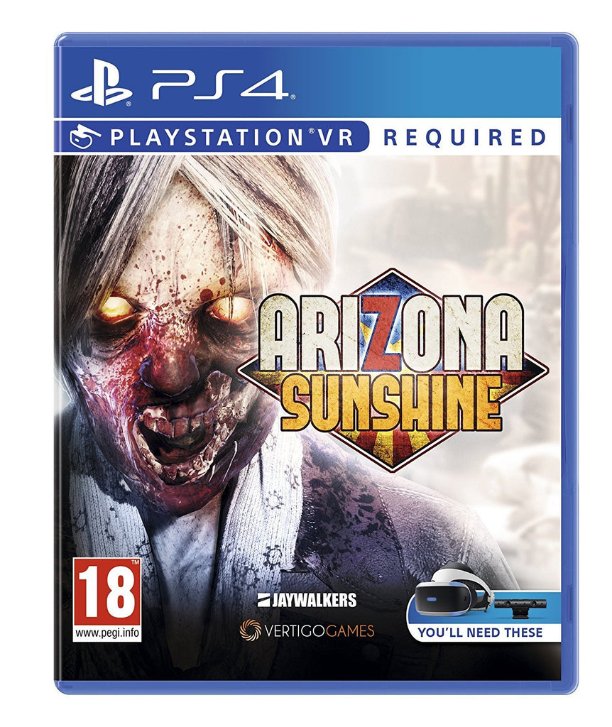 Arizona Sunshine (PSVR) - GameIN