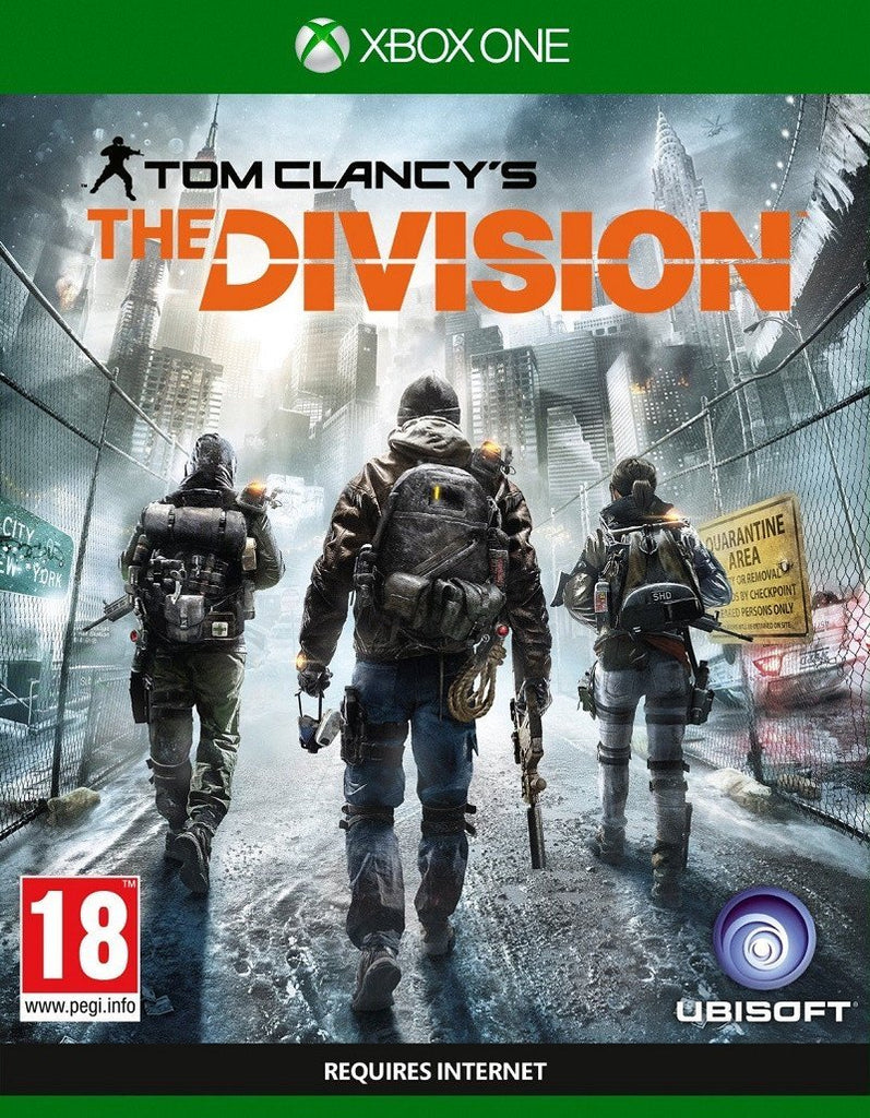 Tom Clancy's The Division (Xbox One) - GameIN