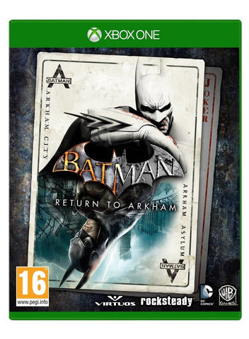 Batman: Return to Arkham (Xbox One) - GameIN