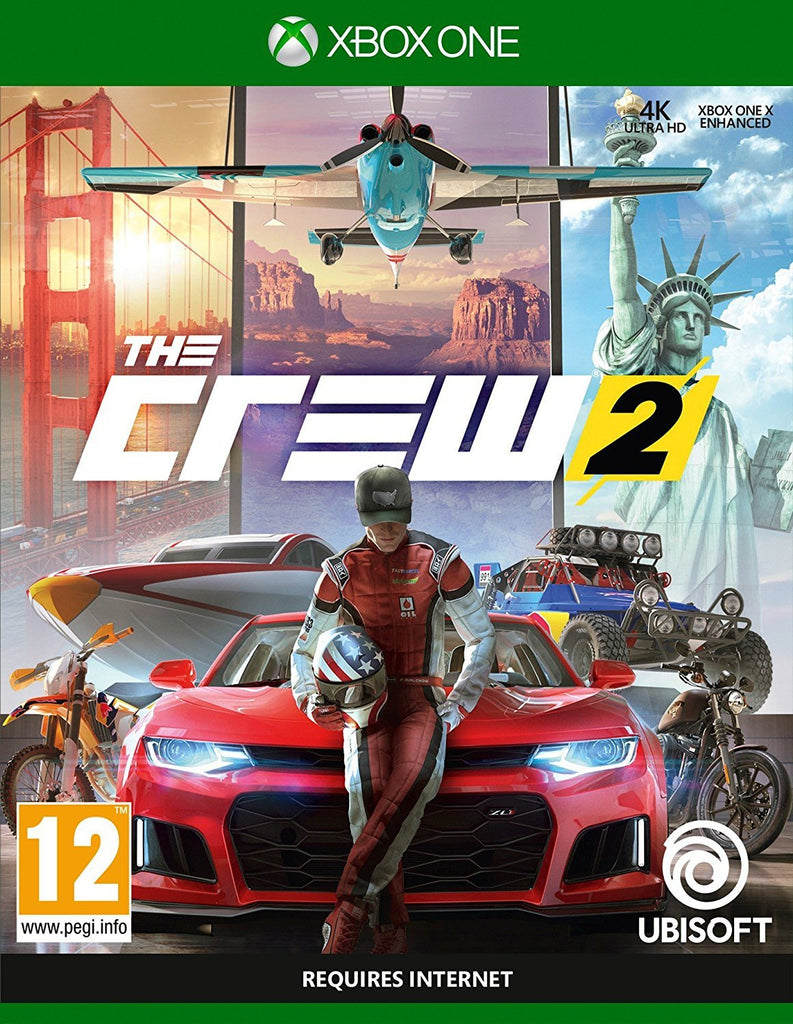 The Crew 2 (Xbox One) - GameIN