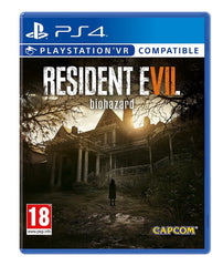 Resident Evil 7 Biohazard (PS4/VR) - GameIN