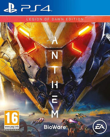 Anthem Legion of Dawn Edition (PS4) - GameIN