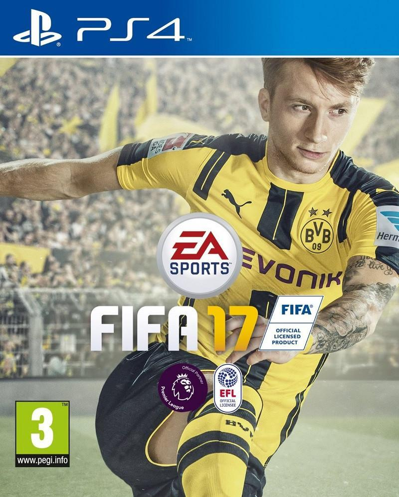 FIFA 17 - Standard Edition (PS4) - GameIN