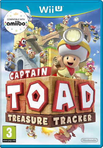 Captain Toad: Treasure Tracker (Wii U) - GameIN