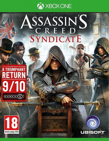 Assassin's Creed Syndicate (Xbox One) - GameIN