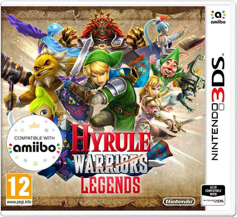 Hyrule Warriors (3DS) - GameIN