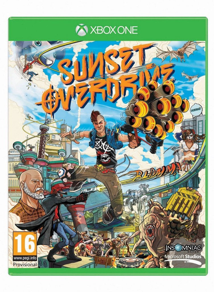 Sunset Overdrive (Xbox One) - GameIN