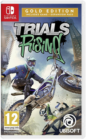 Trials Rising (Nintendo Switch) - GameIN