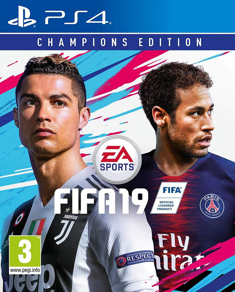 FIFA 19 Champions Edition (PS4) - GameIN