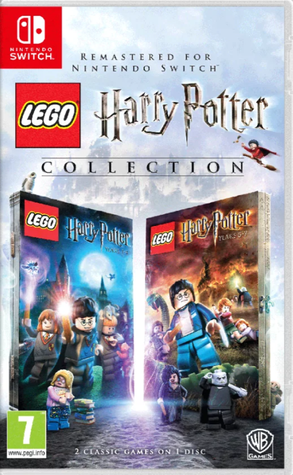 LEGO Harry Potter Collection (Nintendo Switch) - GameIN