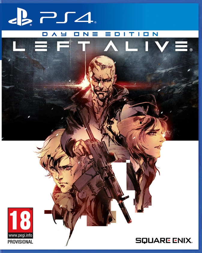 Left Alive (PS4) - GameIN