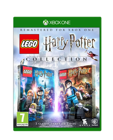 LEGO Harry Potter Collection (Xbox One) - GameIN