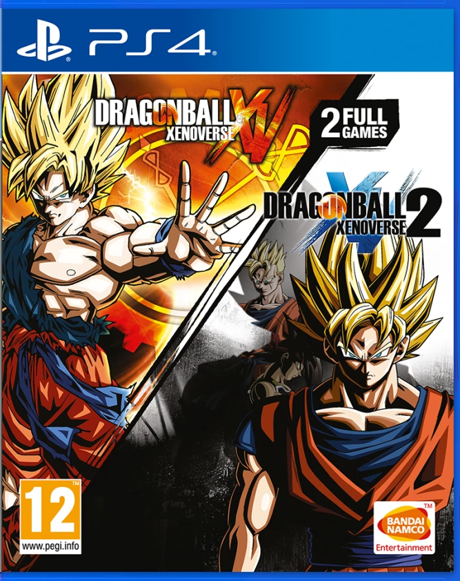 Dragon Ball Xenoverse/Dragon Ball Xenoverse 2 (PS4) - GameIN