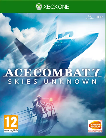 Ace Combat 7: Skies Unknown (Xbox One) - GameIN