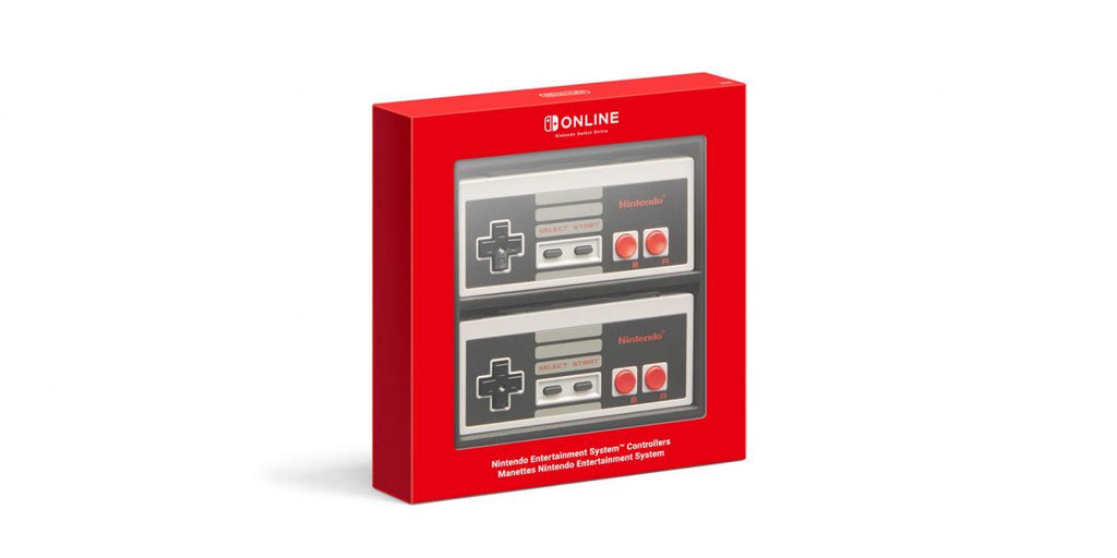 Nintendo Entertainment System Controllers (Nintendo Switch) - GameIN