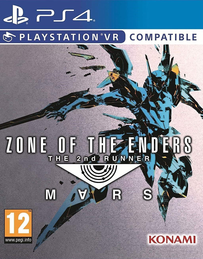 Zone of the Enders: 2nd Runner Mars (PS4) - GameIN