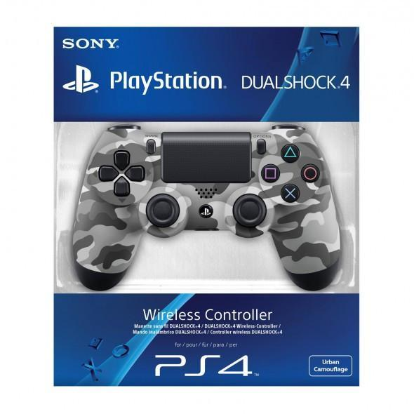 Sony PlayStation DualShock 4 - Urban Camouflage - GameIN