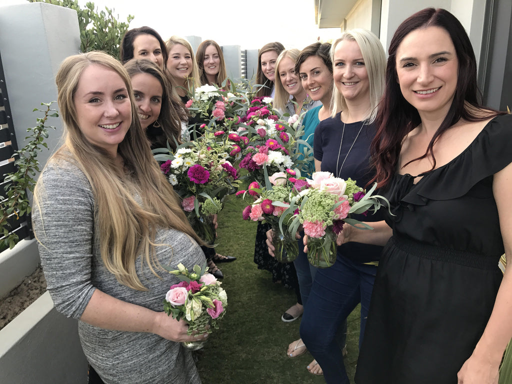 A Baby Shower with a Twist