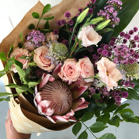 Bunch of Blooms for the Bush Fire Appeal