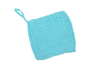 Baby Blue – Cotton Washcloth
