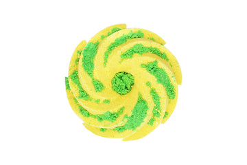 Lazy Pineapple – Donut Twist Bath Bomb